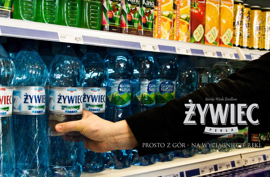 Woda Żywiec Perła