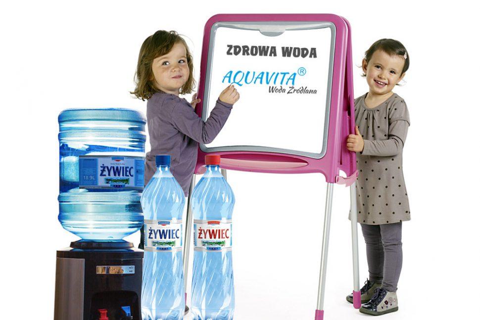 Zdrowa woda Aquavita