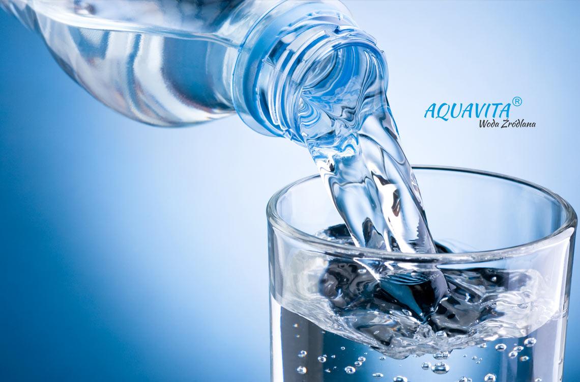 Aquavita - Woda źródlana