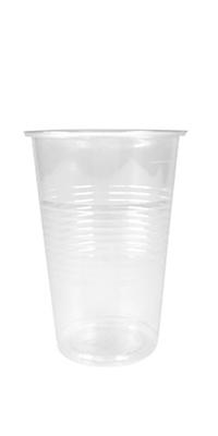 Kubeczki plastikowe 200 ml. Opakowanie 100 szt.