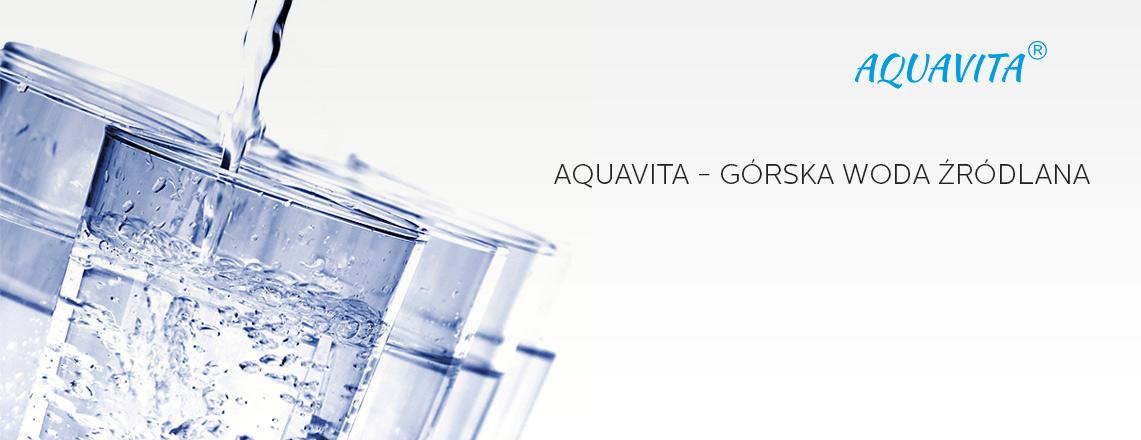 Aquavita - Górska woda źródlana